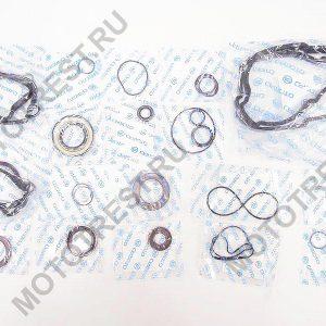 Набор резиновых уплотнителей