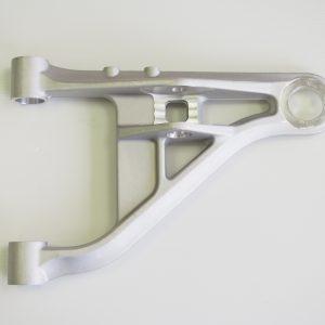 Рычаг передний, правый верхний (алюминий)