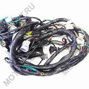 Коса электрическая, основная (модуль управления под сиденьем)