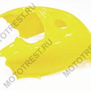 Облицовка бензобака верхняя задняя (желтый)