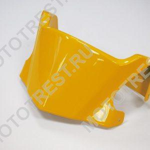 Кожух панели приборов (желтый)