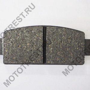 Колодка тормозная задняя 9060-081010 (2шт) Z6,Z8