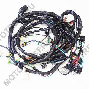 Коса кабельная главная