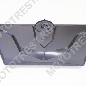 Крышка багажника задняя